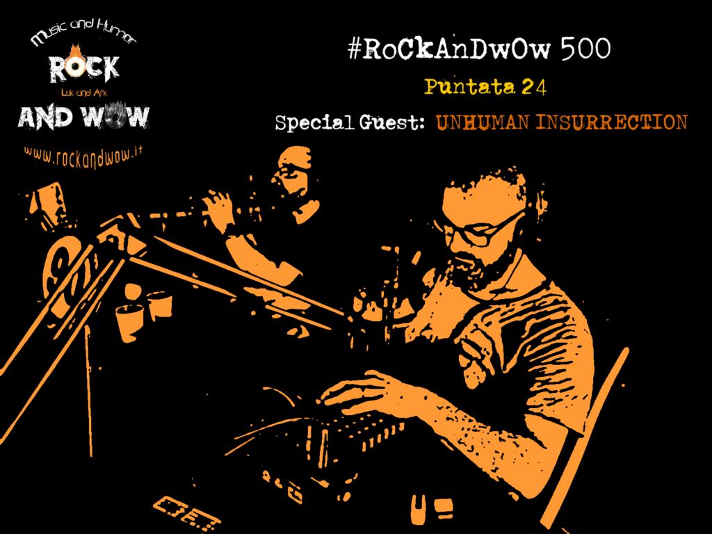 ROCKANDWOW 500 24^ PUNTATA