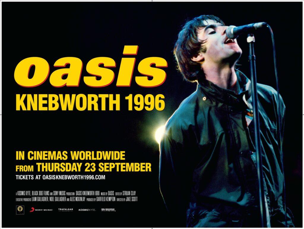 Oasis fuori il trailer del Film Concerto Knebworth. In occasione del 25esimo anniversario dal concerto evento la band ha pubblicato il primo trailer dell'attesissimo film. A novembre in arrivo il live album completo
